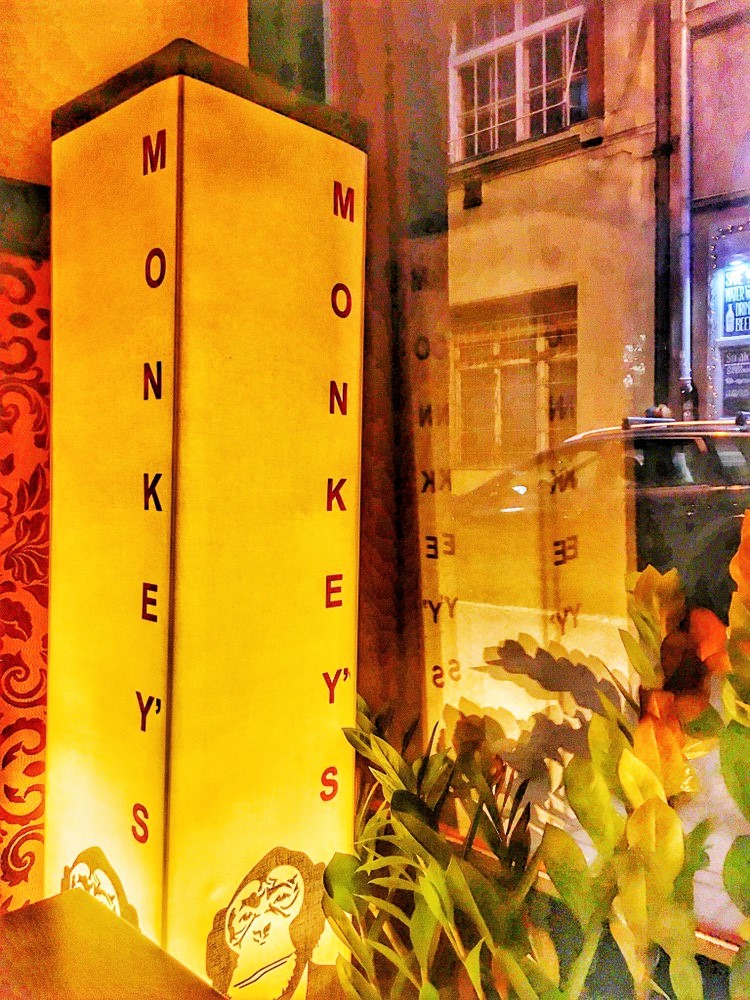 glutenfrei budapest - monkey's