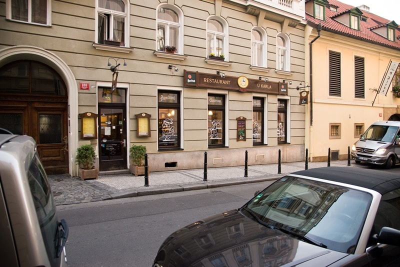Glutenfrei im Prag Svjet U Karla