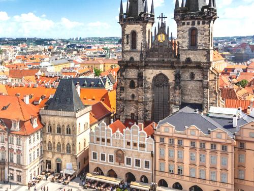 Glutenfrei in Prag – eine Reise in die goldene Stadt an der Moldau, die sich als Zöli unglaublich lohnt!