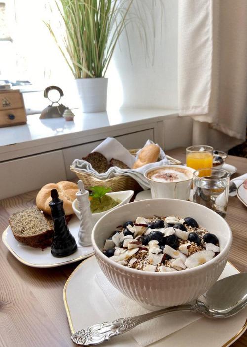 Das besondere glutenfreie Frühstück, für alle, die gerne schlemmen ohne Reue