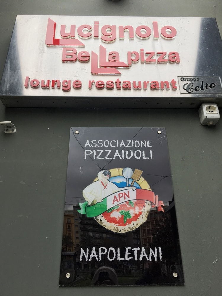 Lucignolo Bella Pizza