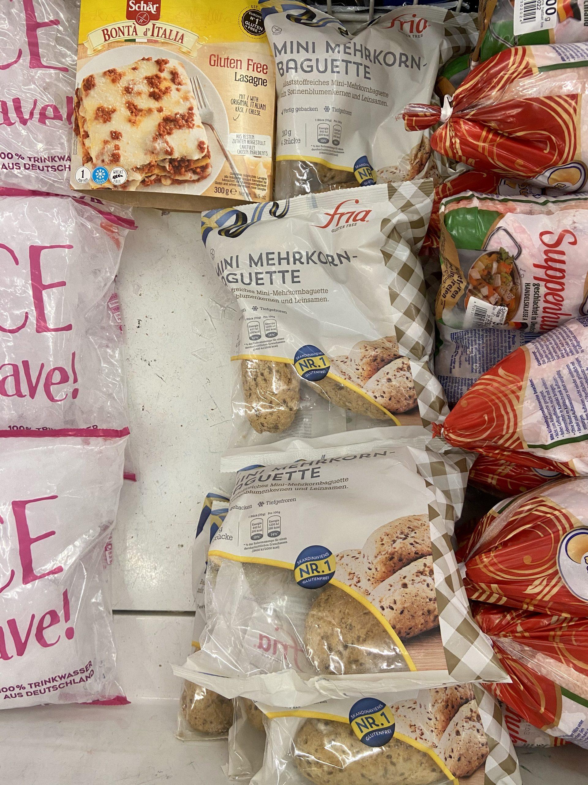 Glutenfrei einkaufen in Scheidegg Edeka