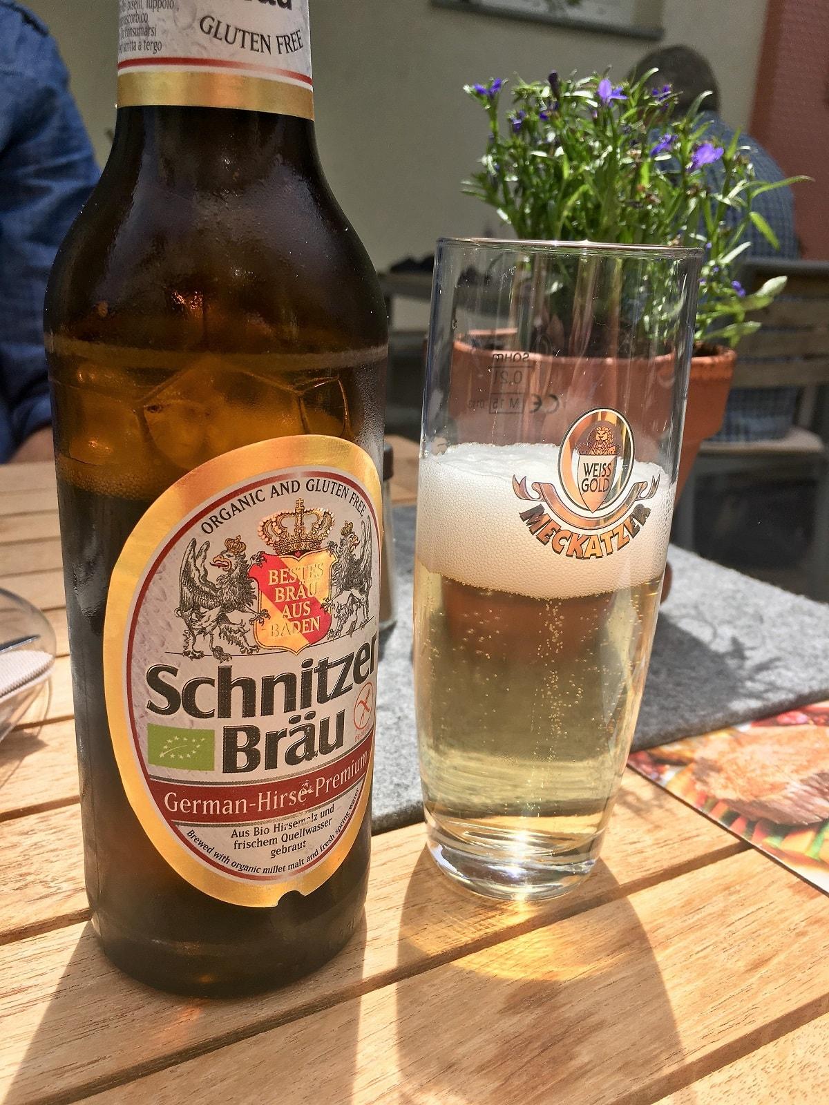 das Hirse Bier von Schnitzer