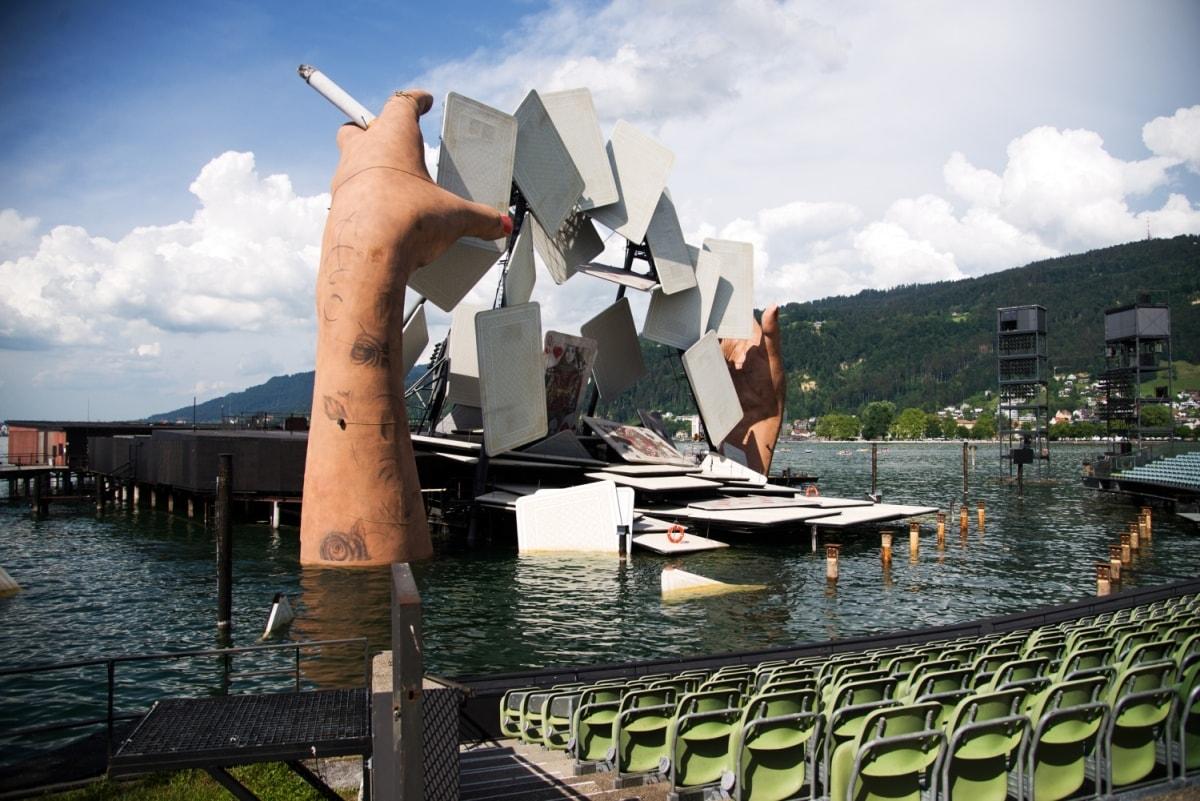 Bregenz Festspielbühne