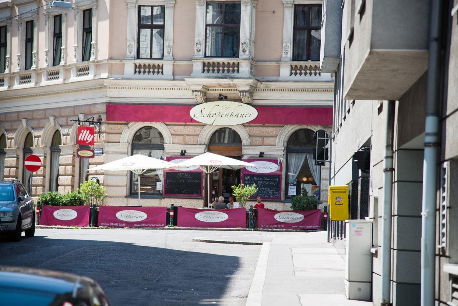 Café Schopenhauer glutenfrei