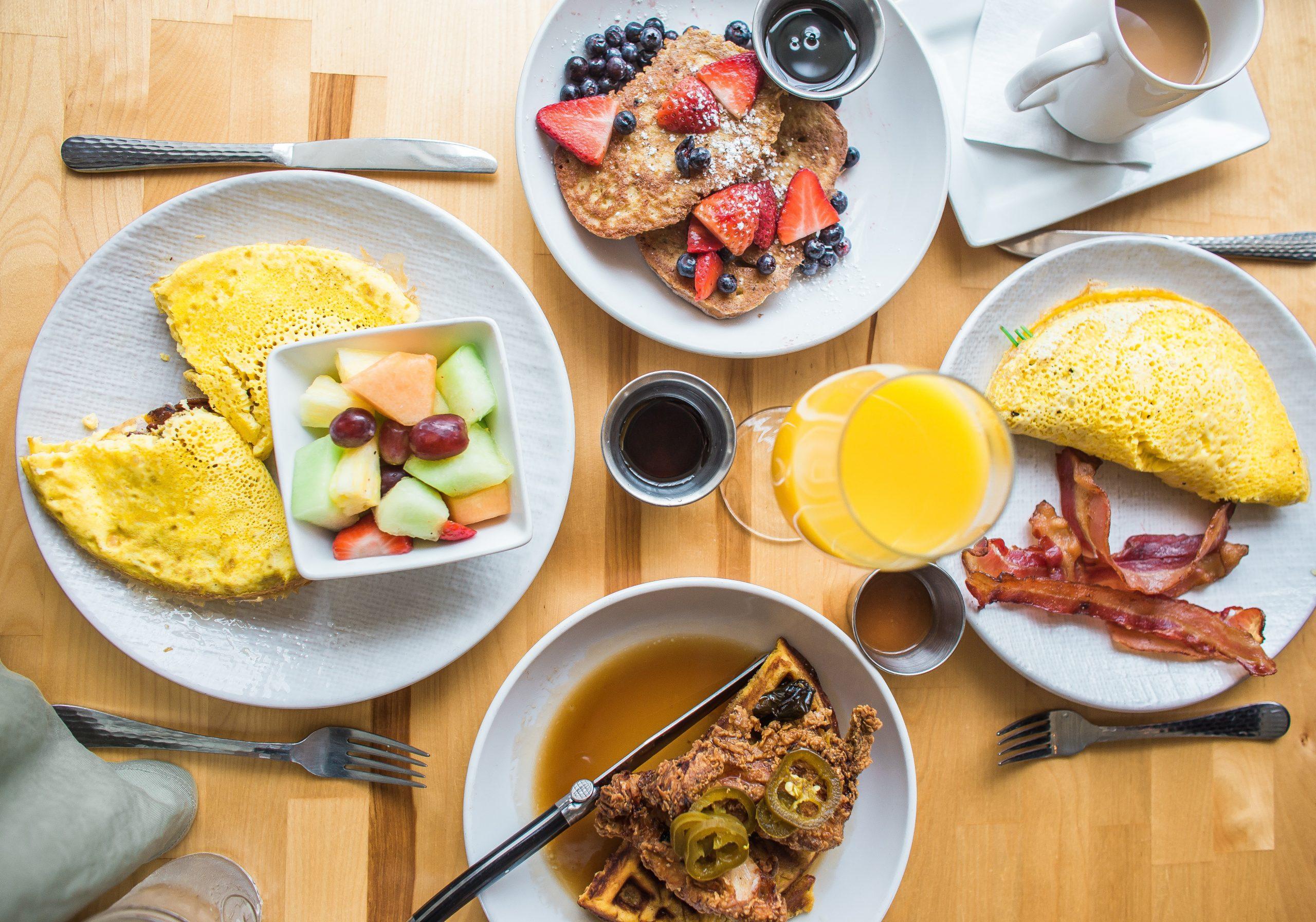 Hotels mit glutenfreiem Frühstück in Wien