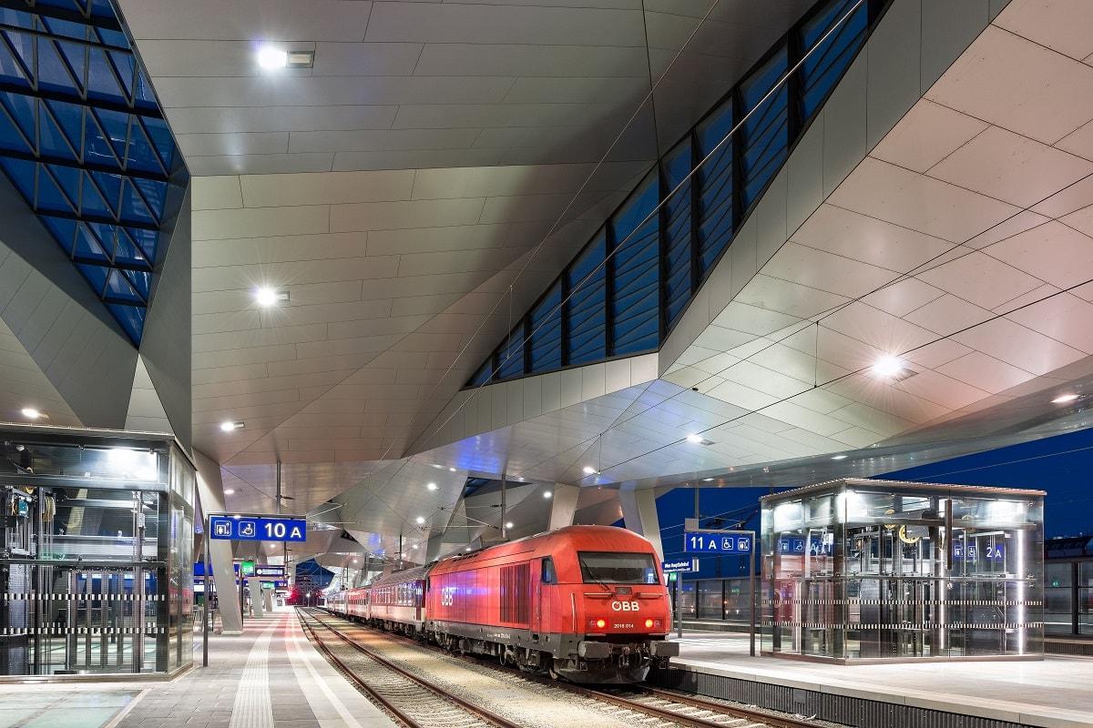 Hauptbahnhof Wien