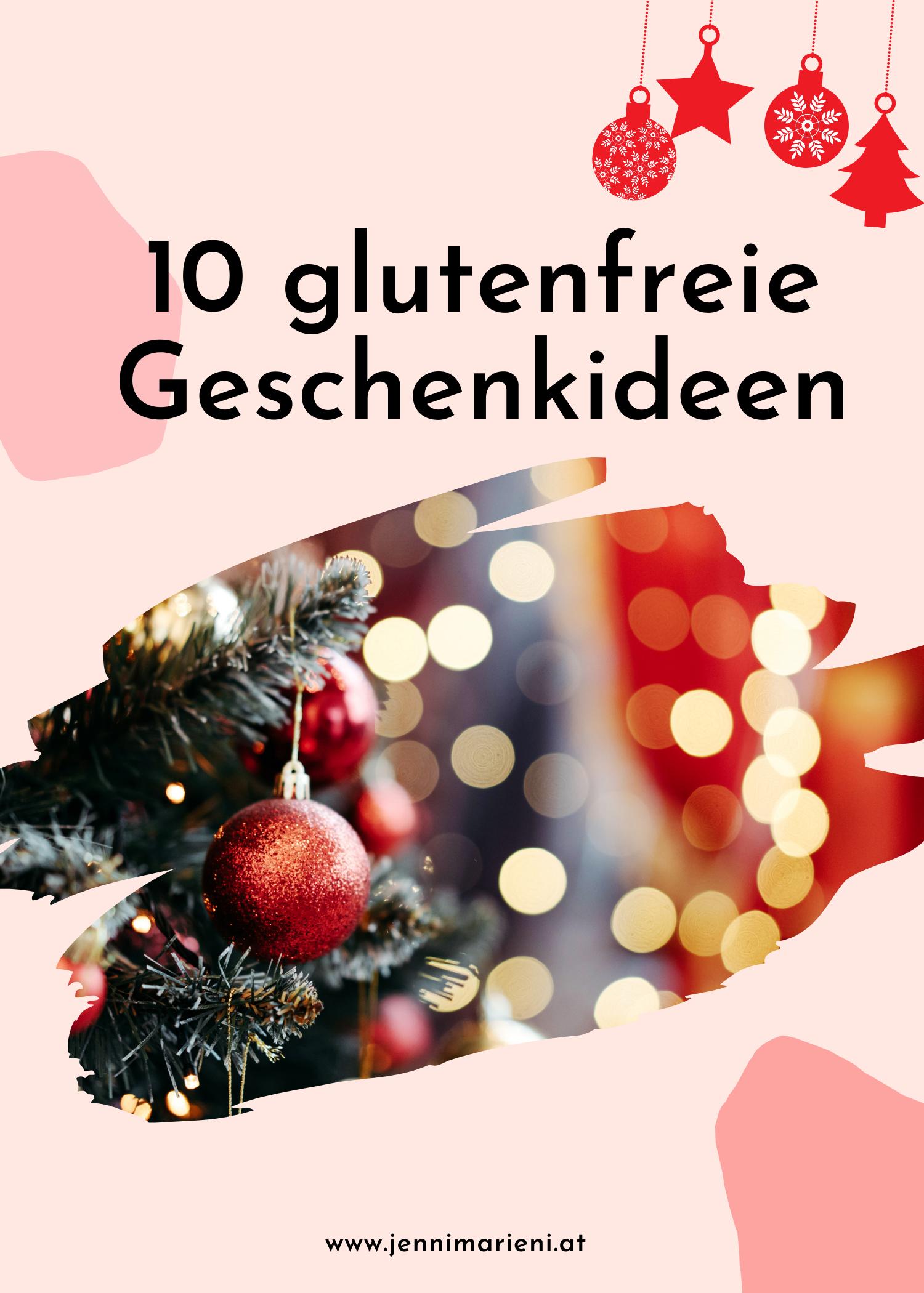 10 glutenfreie Geschenkideen für alle mit Zöliakie