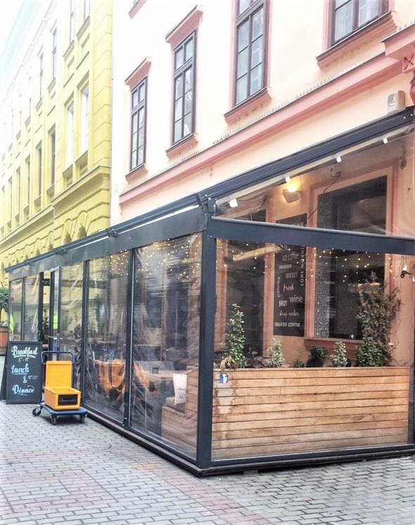 Glutenfrei in Budapest: Drop Restaurant
