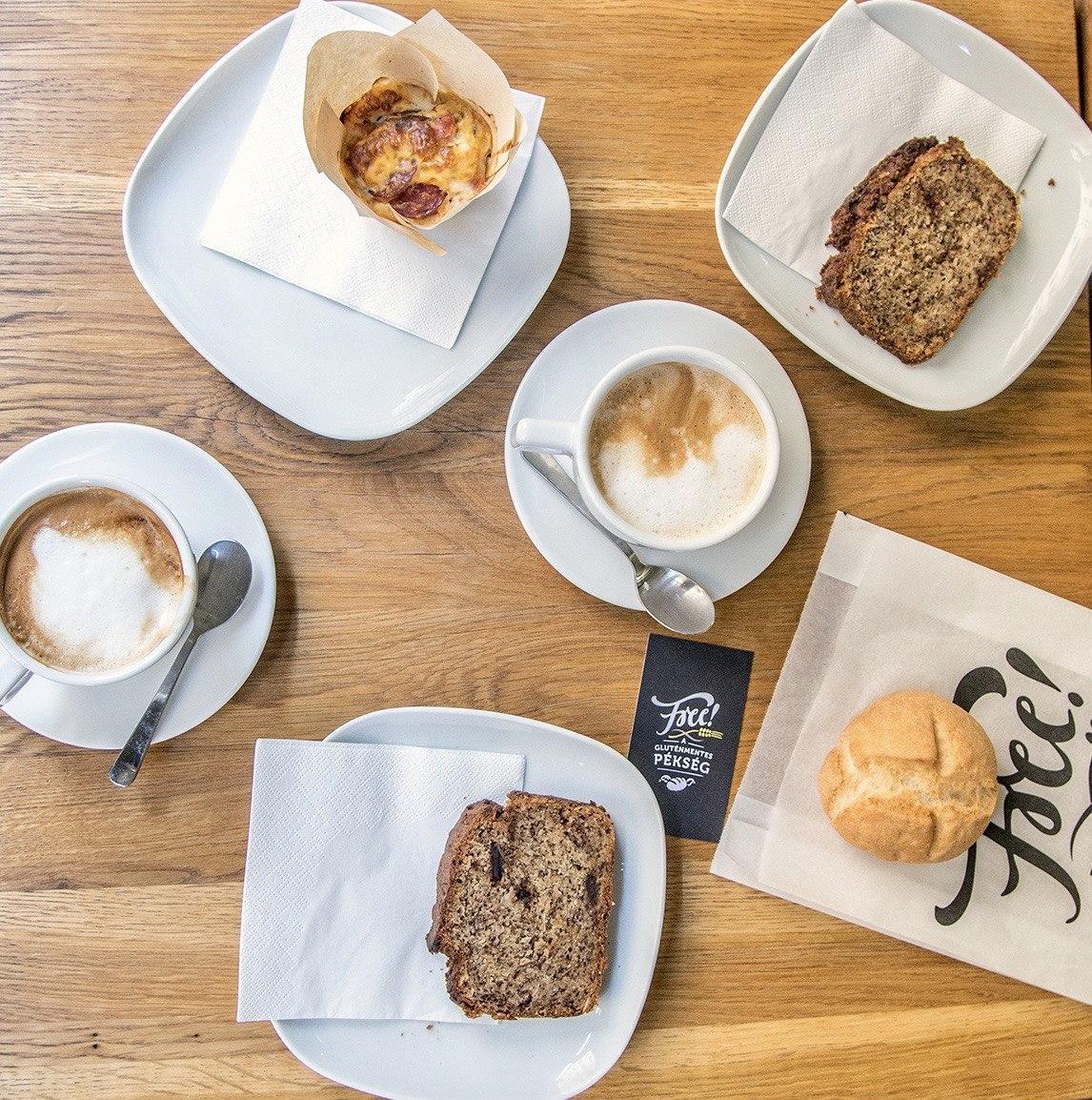 100% glutenfrei Budapest - Free Bakery