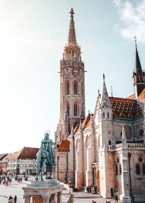 4 Gründe warum Budapest ideal für einen Städtetrip als Zöli ist