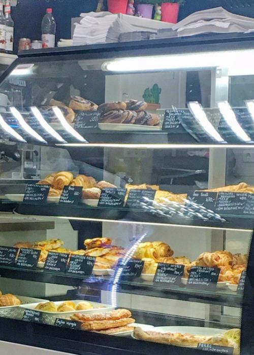 100% glutenfrei Budapest: Rundum versorgt im Cöli Bisztró