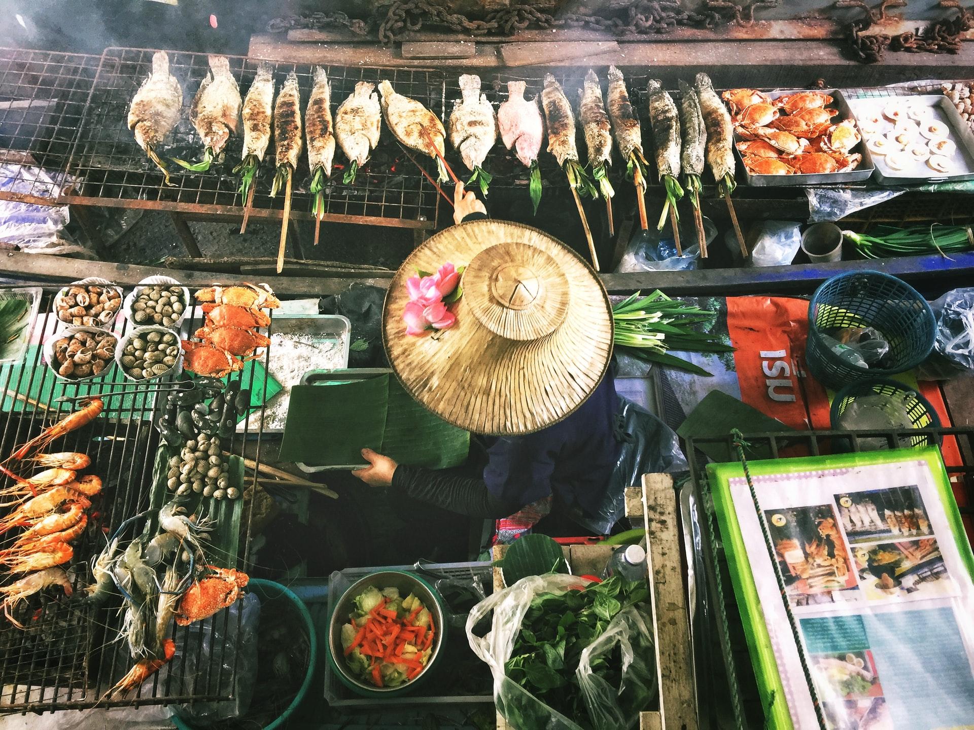 glutenfrei Thailand