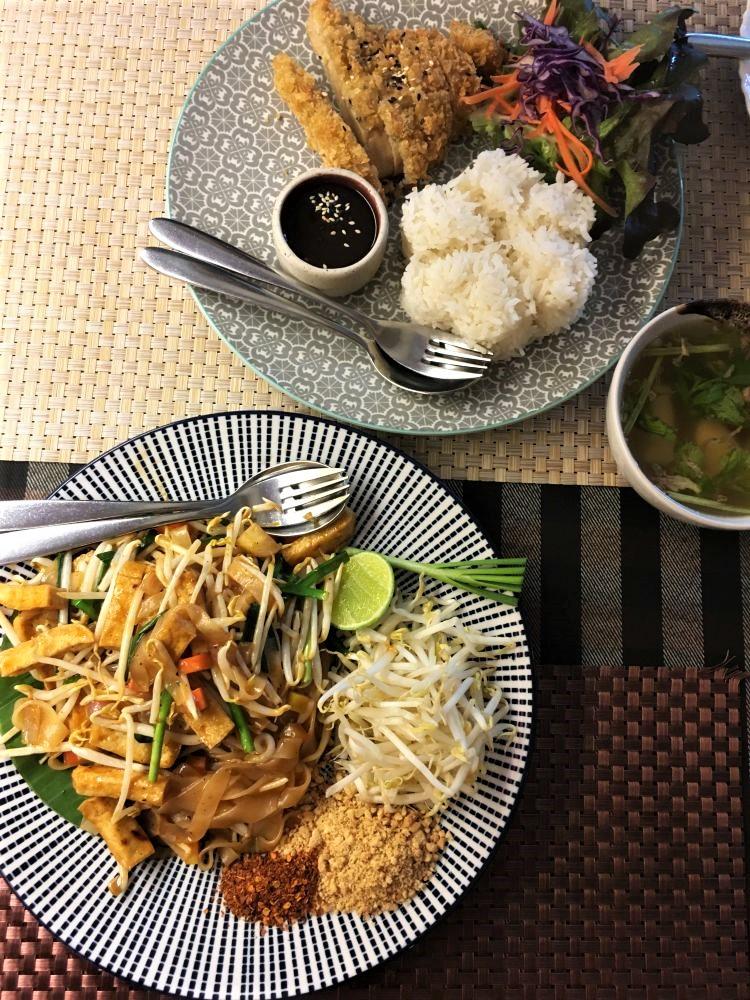 Glutenfreis Pad Thai