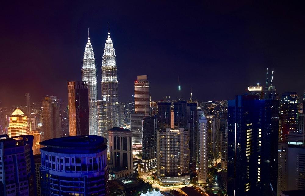 Kuala Lumpur - eine Stadt voller Kontraste.