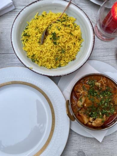 Guru - glutenfrei indisch essen in Wien