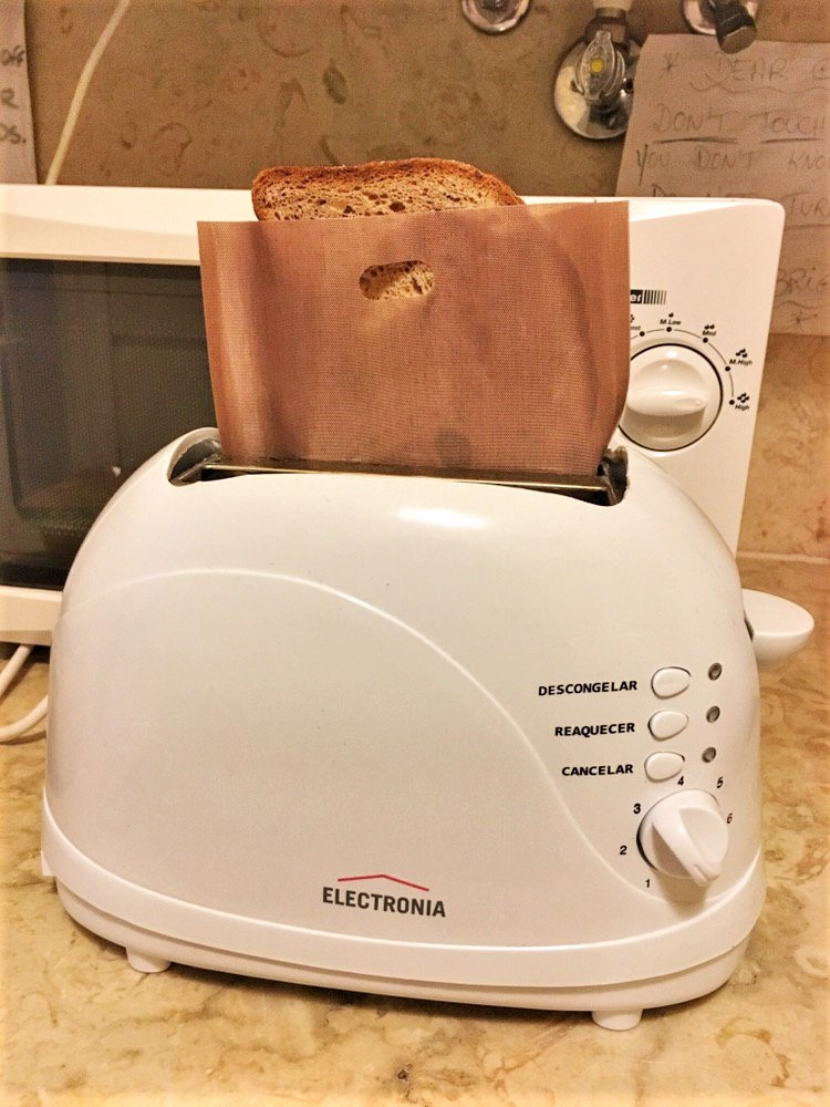 Toastabag Zöliakie