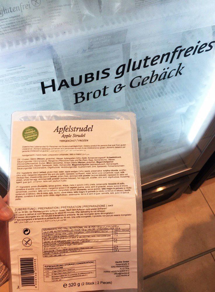 Glutenfreie Backwaren von Haubis