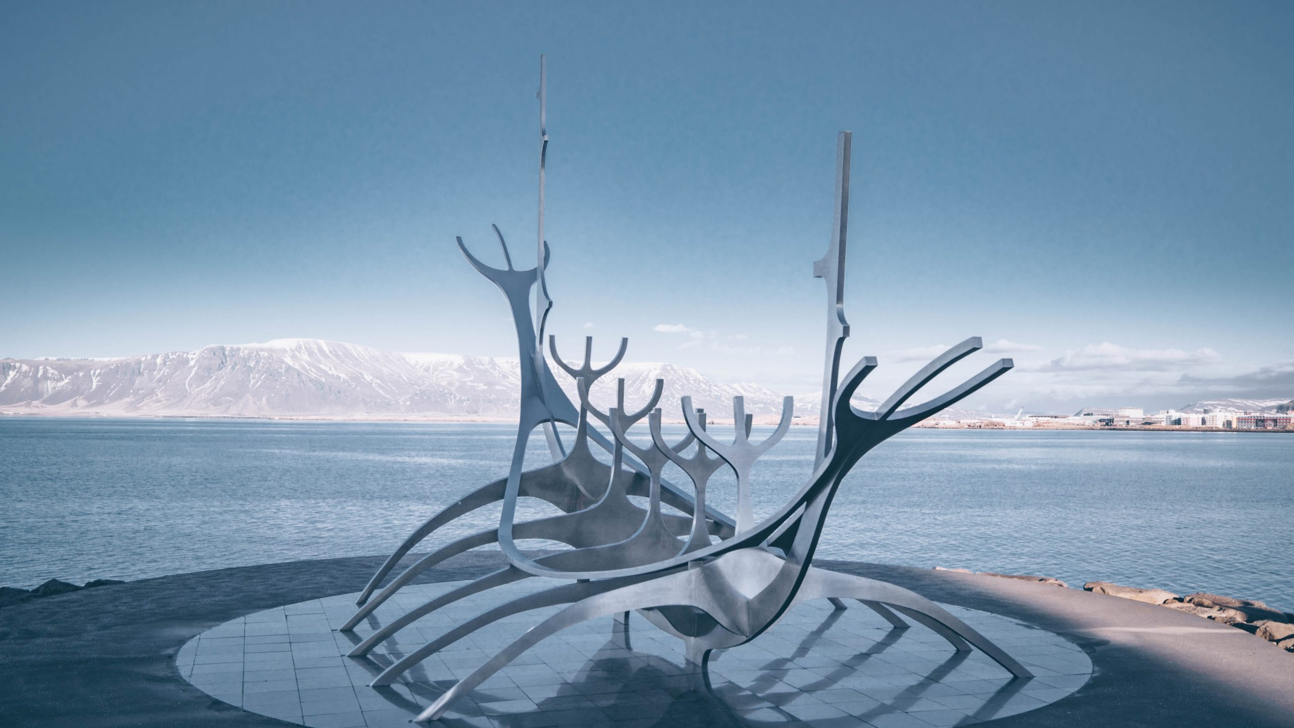 Reykjavik Sonnenfahrt
