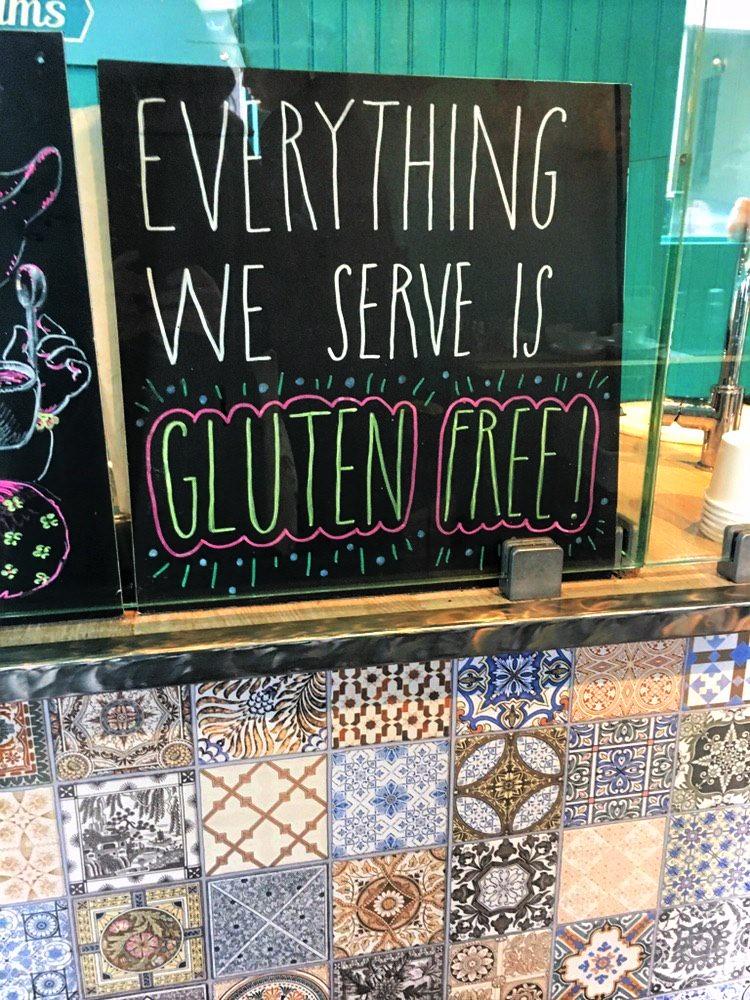 """""""Alles ist glutenfrei"""""""