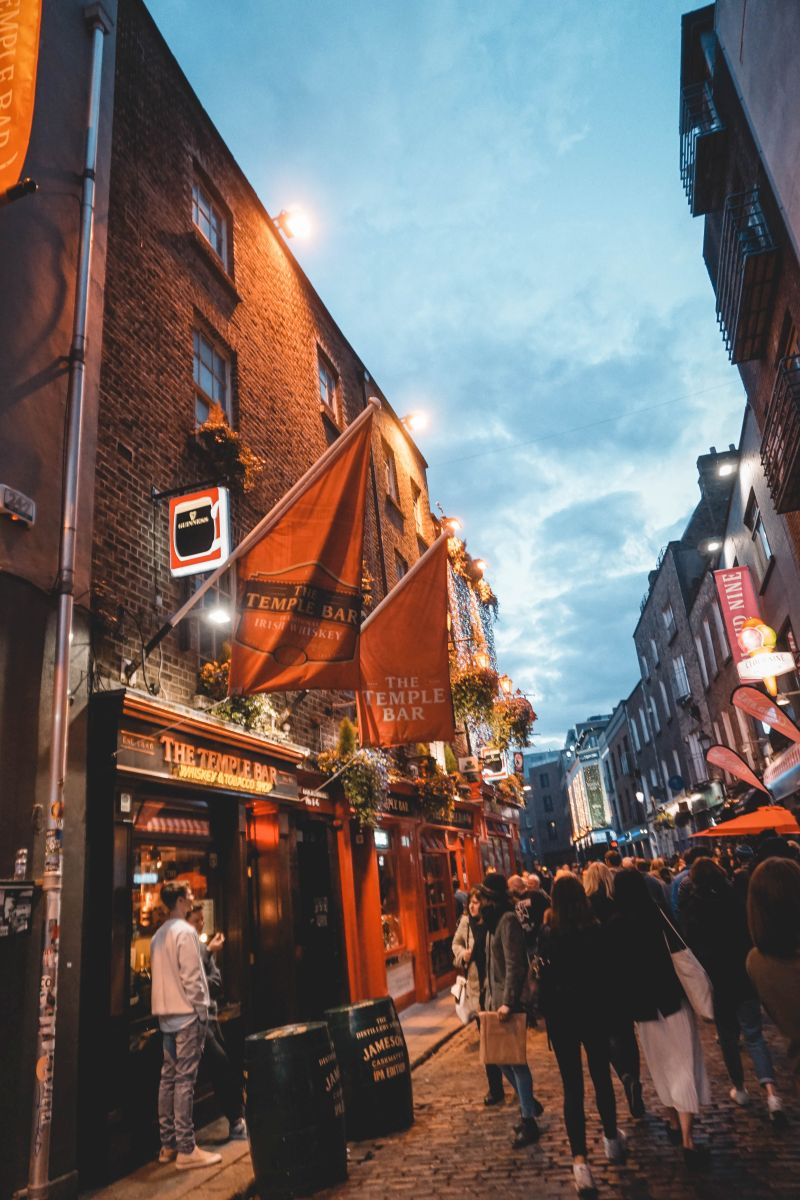 Glutenfrei in Dublin