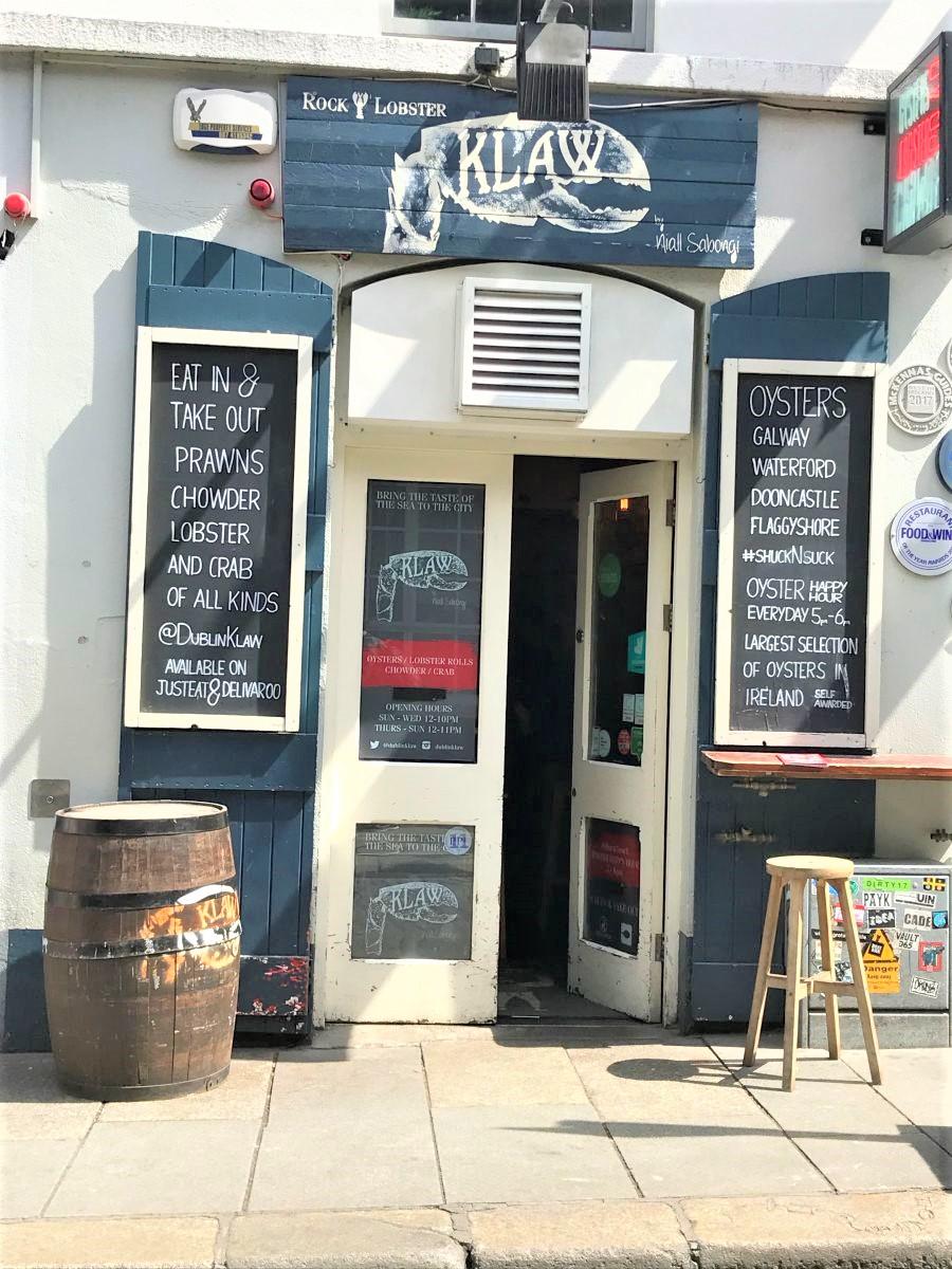 KLAW Oyster Bar