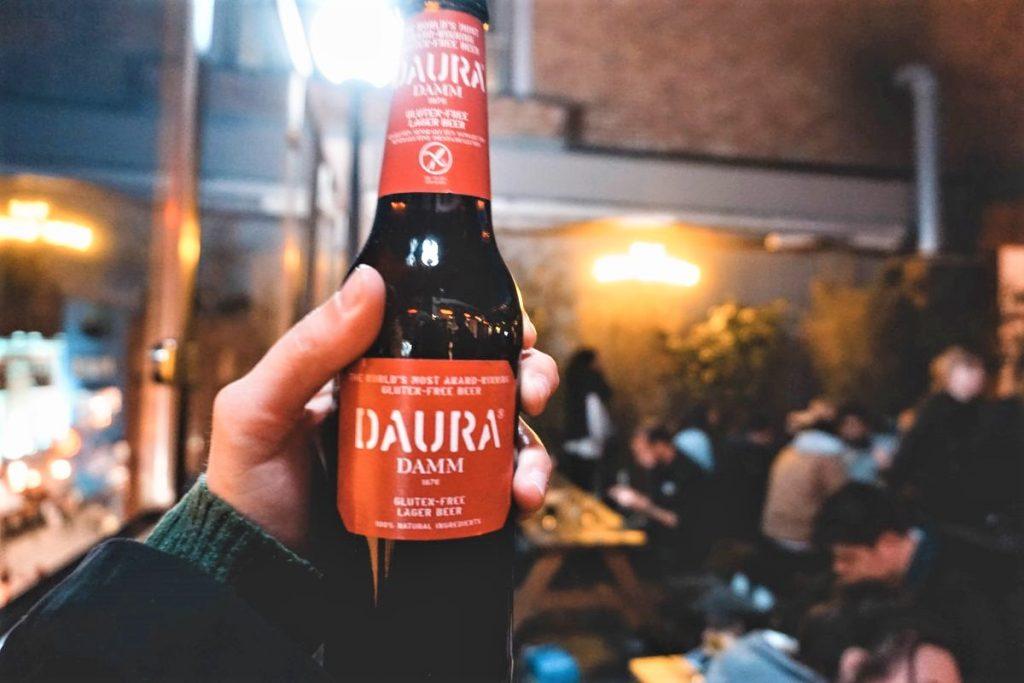 Das glutenfreie Daura Bier