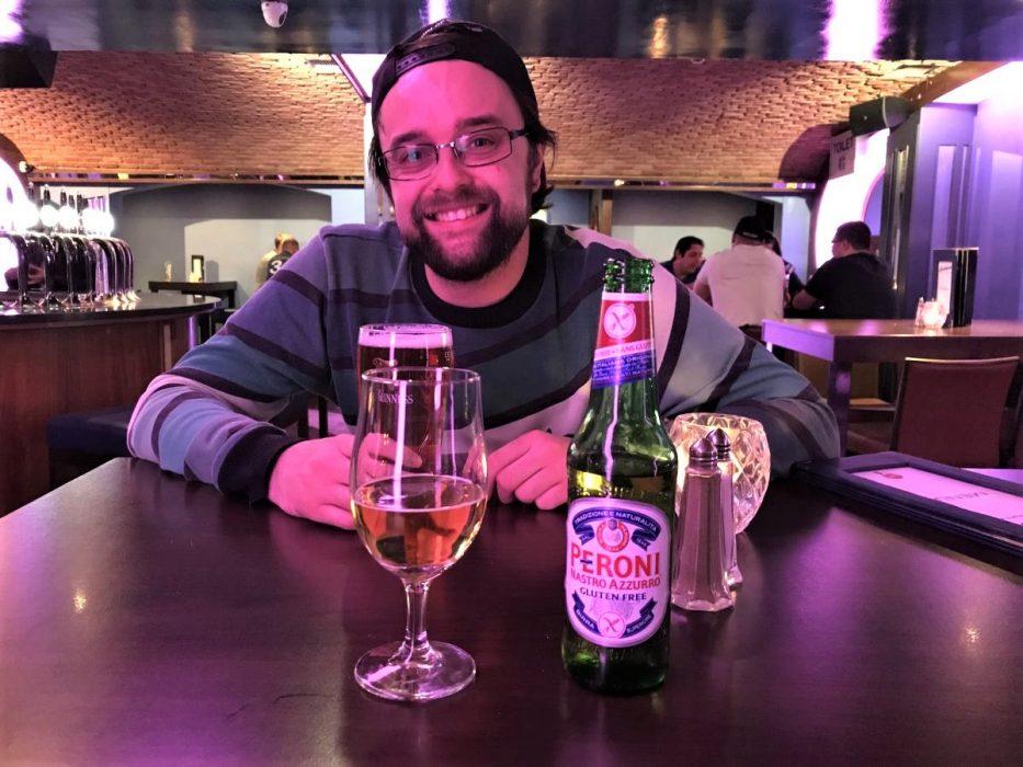 Glutenfrei Bier trinken in Dublin