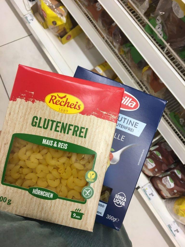 glutenfrei recheis