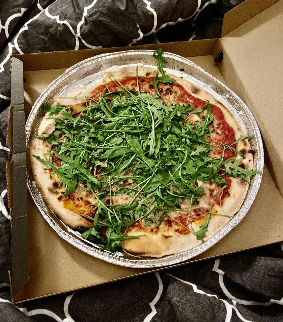 Glutenfreie Pizza Don Camillo