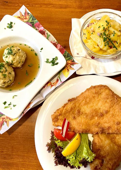 Glutenfrei beim Heuriger Österreicher in Pfaffstätten