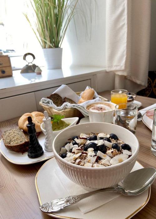 glutenfrei frühstücken in Wien