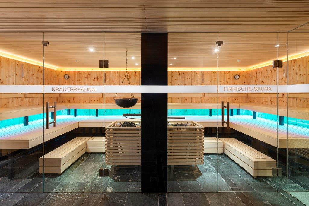 Wellness im Hotel Goldener Adler in Ischgl