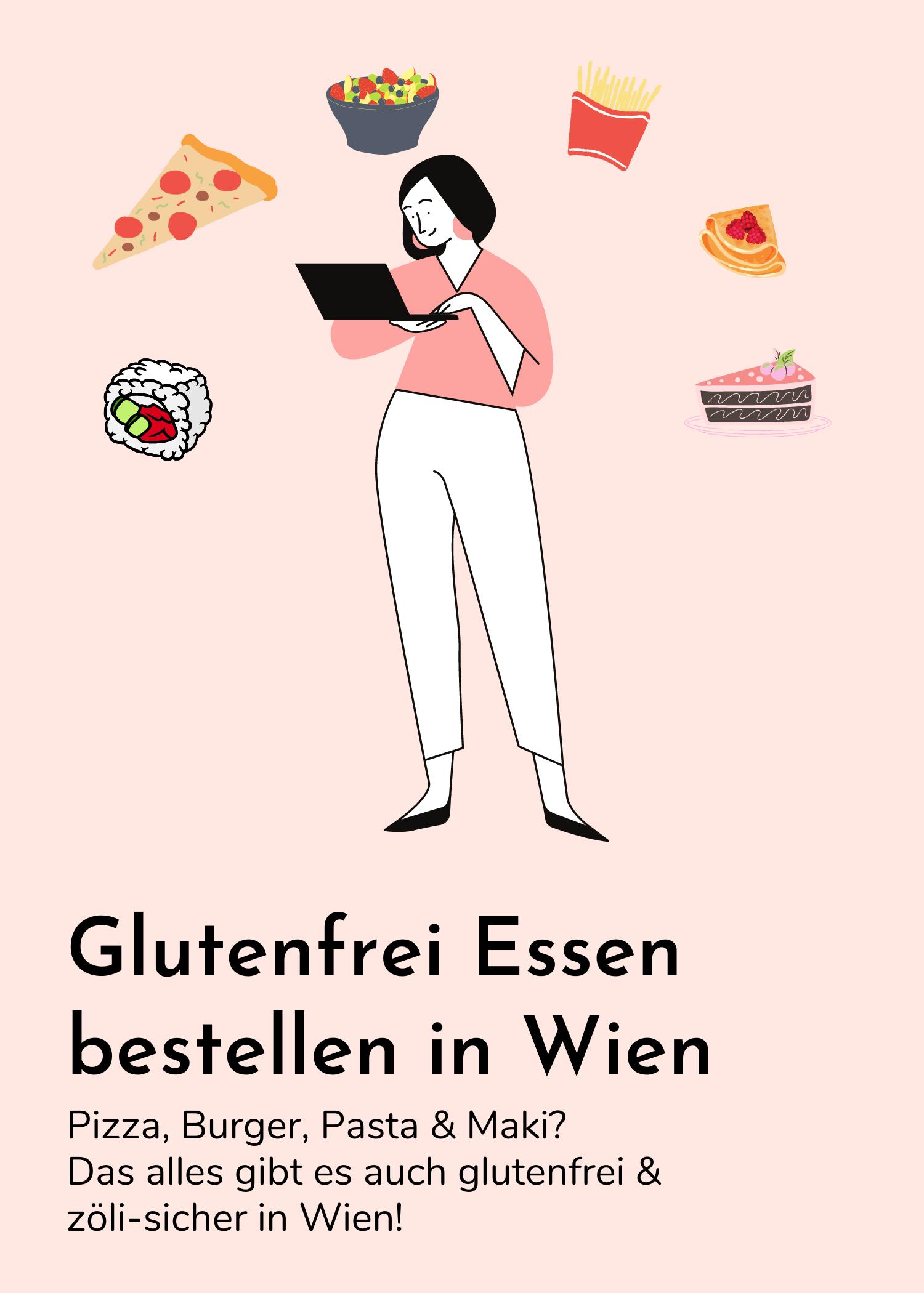 Glutenfrei Essen bestellen in Wien – Diese Lokale liefern.