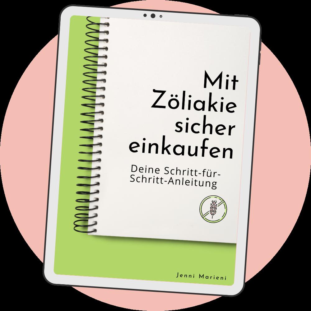 eBook - Glutenfrei Einkaufen mit Zöliakie