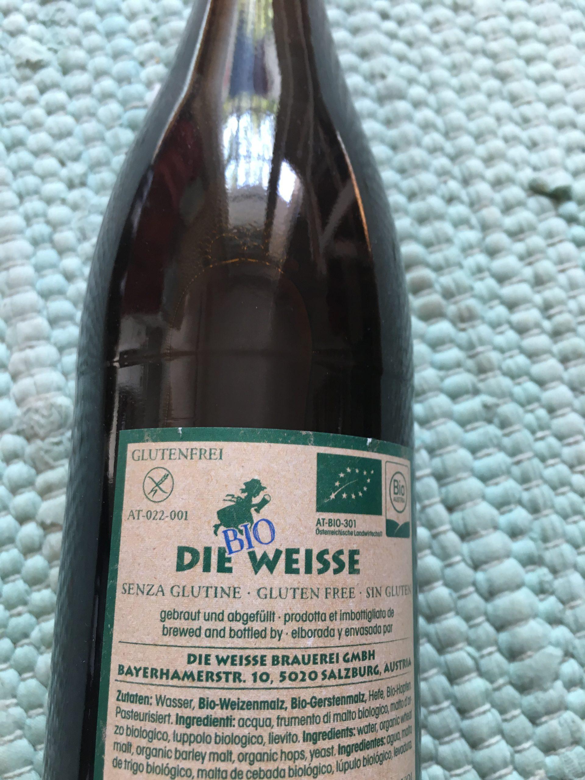 Die Weisse - glutenfreies Bier trotz Weizen und Gerste