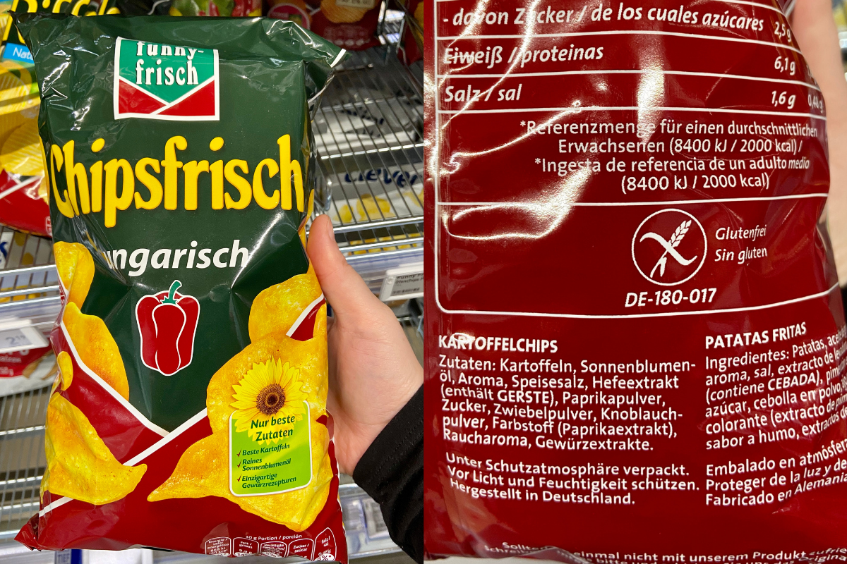 Funny Frish Chips