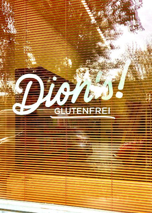 Interview mit Dion und seinem neuen 100% glutenfreien Shop in Wien: Dion's! Glutenfrei