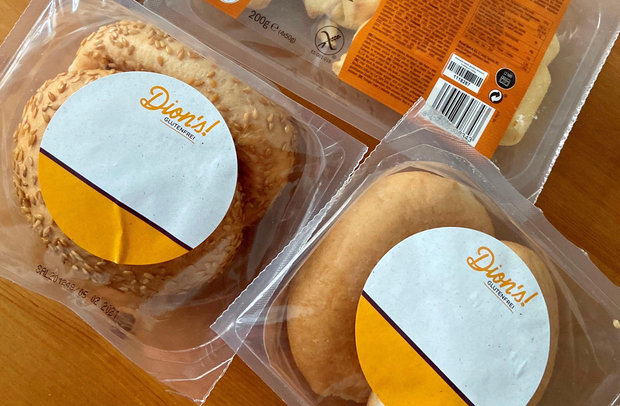Dions! Glutenfrei - der 100% glutenfreie Shop in Wien