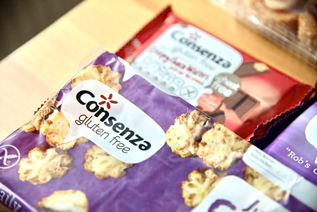Consenza - glutenfreie Produkte aus Holland