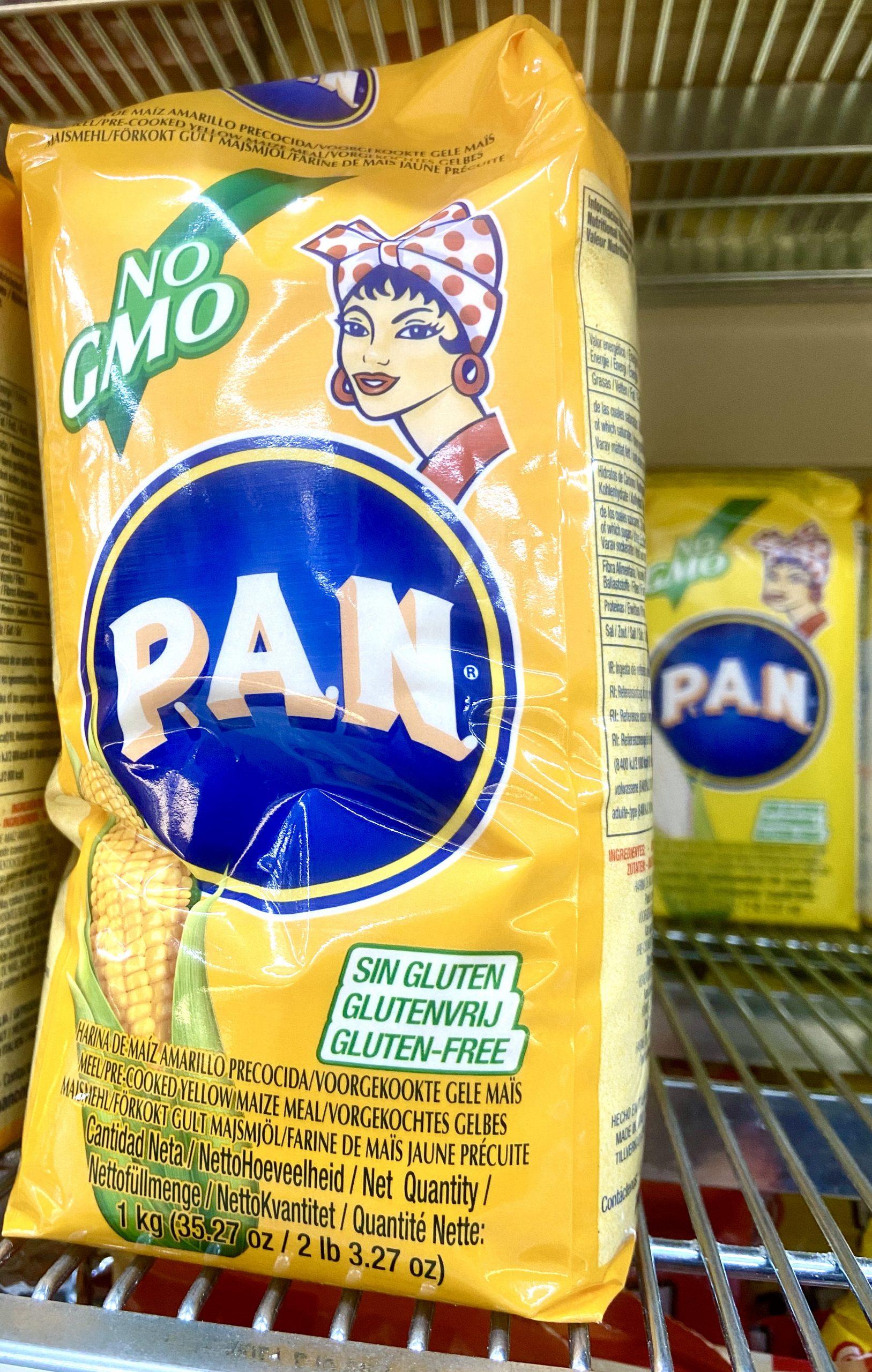 Glutenfreies PAN Mehl