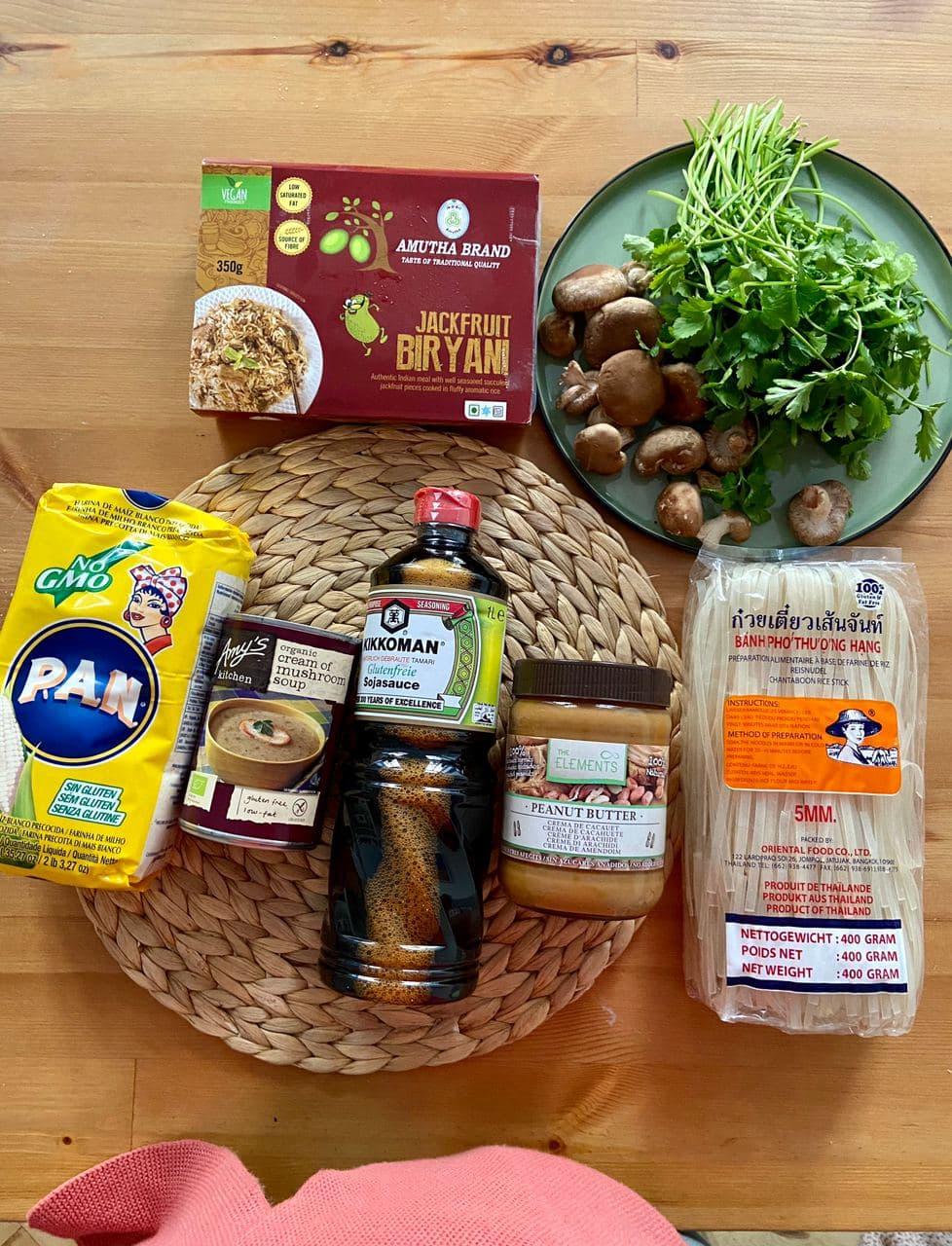 Glutenfrei im Prosi Supermarkt in Wien