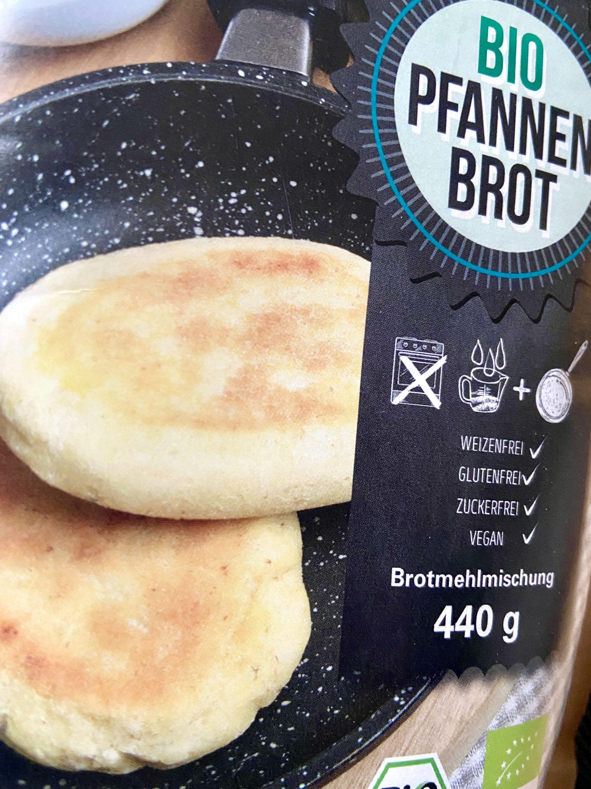 Glutenfreie Backmischungen von Breadonauts