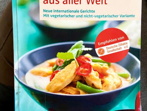 Koch- und Backbuch: Glutenfreie Rezepte aus aller Welt von Dr. Stephanie Freudner-Hagestedt und Inken Hagestedt