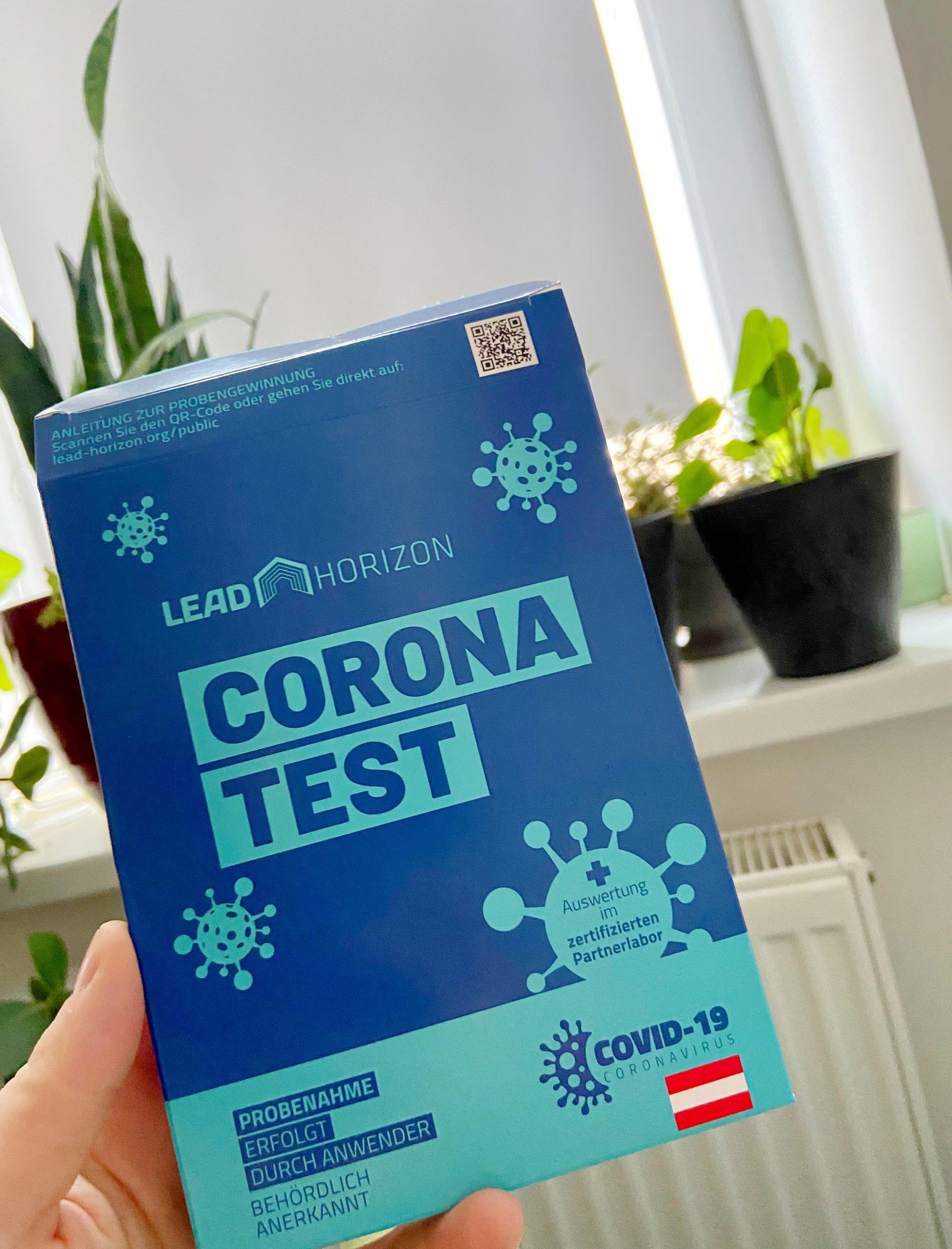 Corona Test - Alles gurgelt