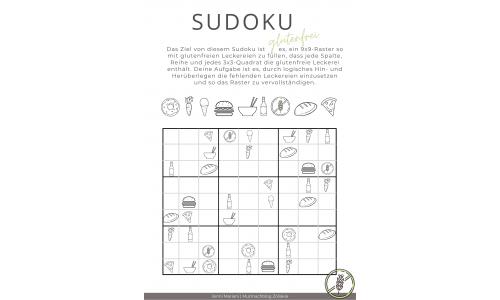 Sudoku - Glutenfrei Edition